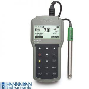 pH متر پرتابل HI98190
