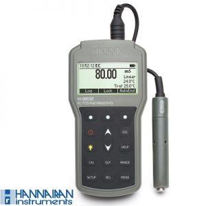 EC متر پرتابل HI98192