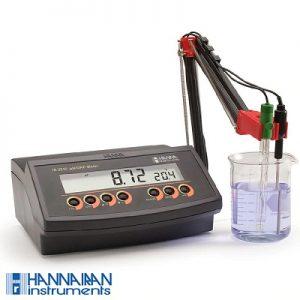 pH متر رومیزی HI2211