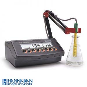 EC و TDS متر رومیزی HI2300