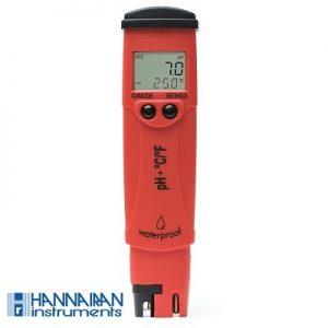 pH متر قلمی HI98127