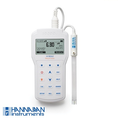 pH متر پرتابل HI98162