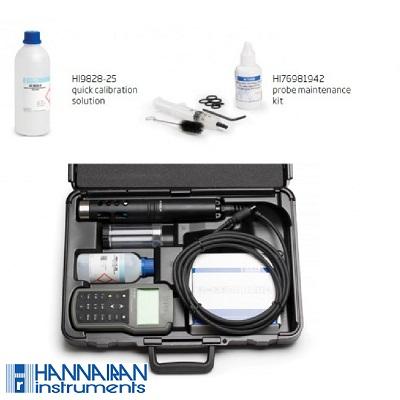 مولتی پارامتر پرتابل HI98196