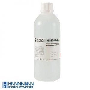 محلول نگهدارنده الکترود کلسیم HI4004-45