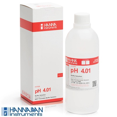 کالیبراسیون pH مدل HI7004L