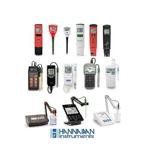 خرید انواع pH متر