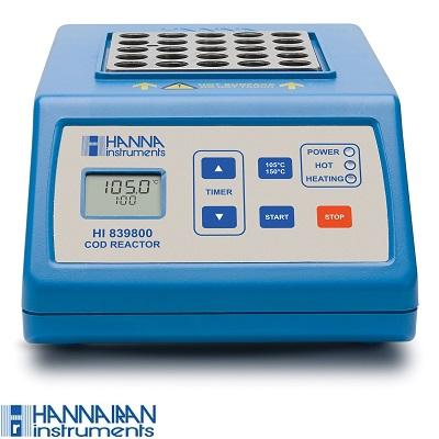 قیمت و خرید راکتور COD متر هانا مدل HI839800
