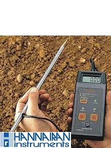 EC متر پرتابل خاک مدل HI993310