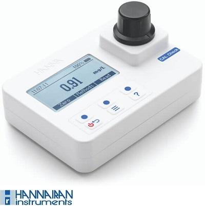 فتومتر پرتابل مولیبدن مدل HI97730